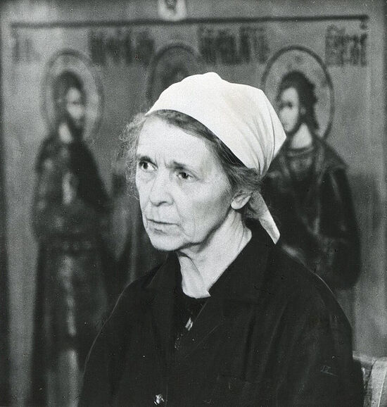 Монахиня Иулиания (Соколова)