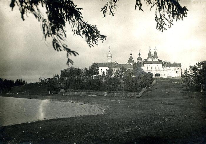 Ферапонтов монастырь. 1930-е годы