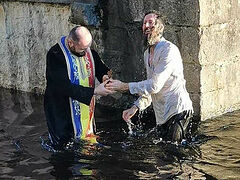 Noted British author Paul Kingsnorth baptized into holy Orthodoxy at Romanian monastery in Ireland