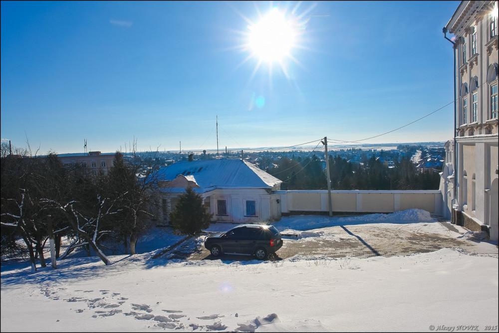 Μία θαυμάσια χειμερινή ημέρα… με θερμοκρασία 12 βαθμούς υπό το μηδέν