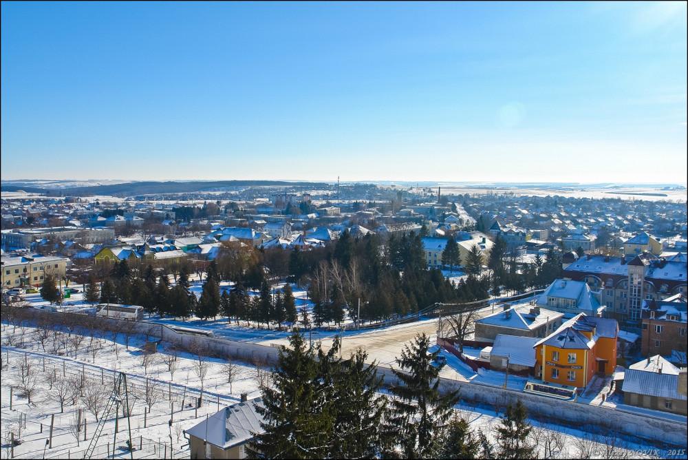 Η πόλη Ποτσάεφ