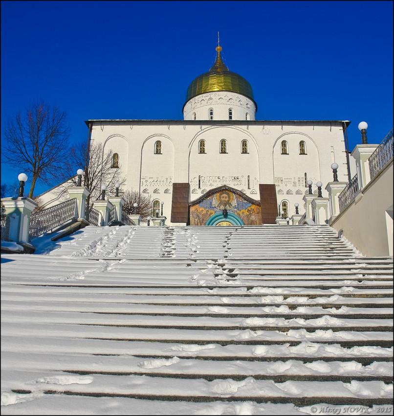 Ο δρόμος προς τον ναό