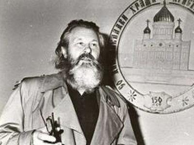Скончался художник Владимир Мокроусов, один из инициаторов восстановления Храма Христа Спасителя
