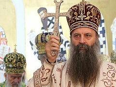 New Serbian Patriarch: Metropolitan Porfirije of Zagreb