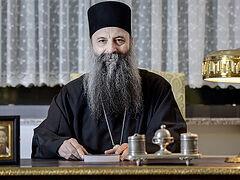 Τι είχε πει ο νέος Πατριάρχης Σερβίας για το Ουκρανικό
