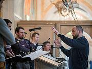 В День защитника Отечества состоится онлайн-концерт Хора Сретенского монастыря