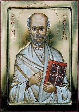 Святитель Тейло, епископ Лландейлский