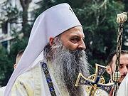 Патриарх Сербский Порфирий: В моих молитвах на первом месте многострадальное Косово