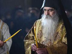 Bishop Irinej of Bačka, spiritual father of new Serbian Patriarch, tests positive for COVID