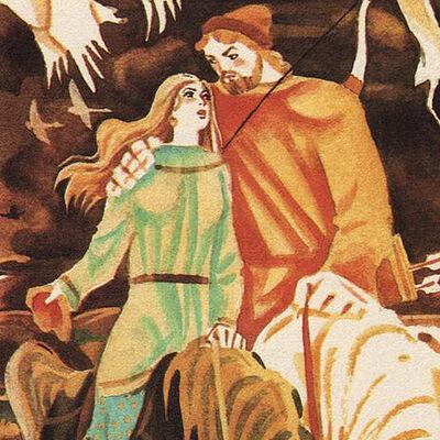 Былины: о героическом русском эпосе и детском чтении