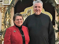 Protodeacon Nikolai and Nadezhda Mokhov from New York: Meeting Each Other and Seeing Christ. Part 1