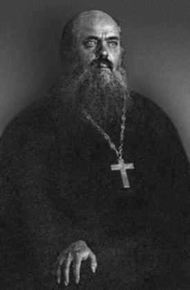 Протоиерей Геннадий Махровский