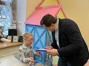 Победители конкурса «Лидеры России. Политика» посетили церковные социальные проекты