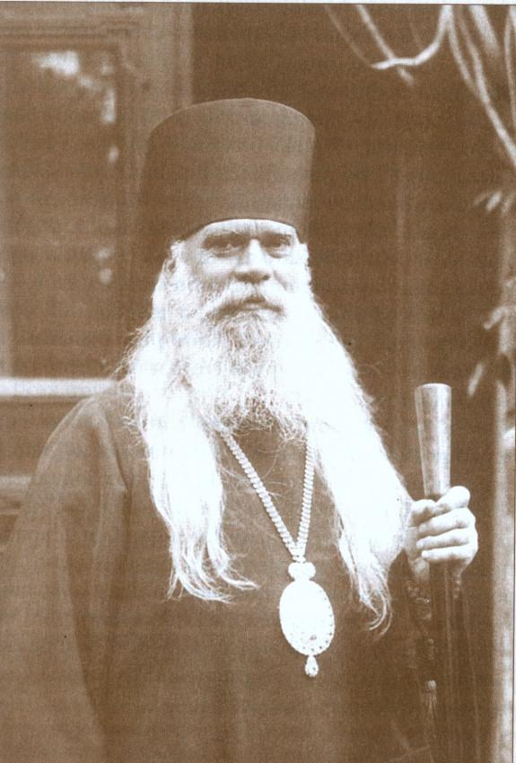 Архиепископ Богучарский Серафим