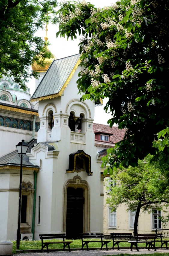 Храм святителя Николая Мирликийского в Софии – Подворье Патриарха Московского и всея Руси