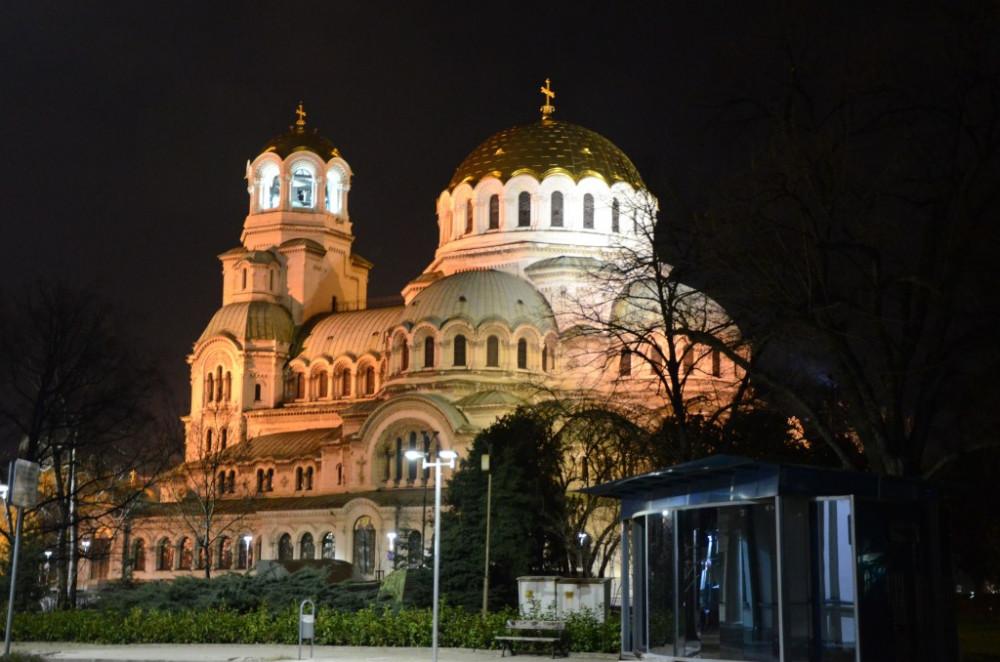 Патриарший Александро-Невский собор в Софии