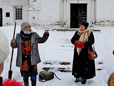 «Зов Верхотурья» - в духовной столице Урала начались театрализованные экскурсии