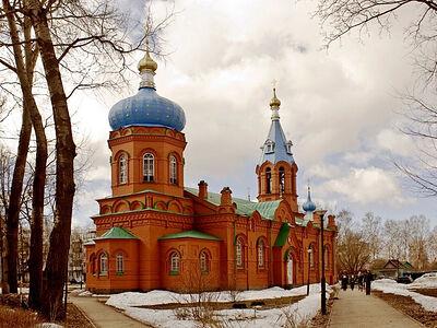 Объявляется творческий конкурс на изготовление проекта оформления внутреннего убранства Церкви Александра Невского