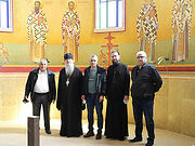 Русская Православная Церковь помогает в возведении храма Иерусалимского Патриархата