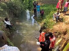 Mass Baptism celebrated at Orthodox orphanage in Kenya (+VIDEO)