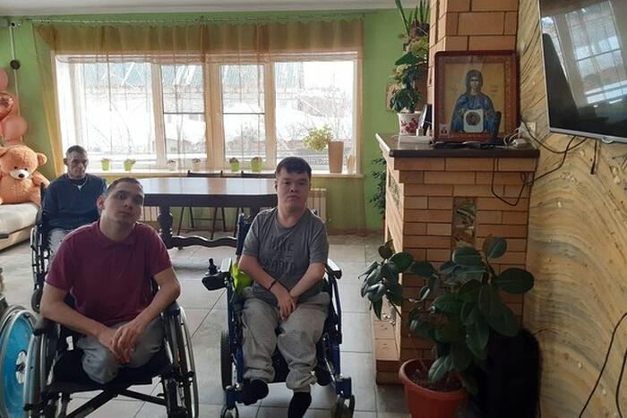 В реабилитационном центре «Дом Вероники»