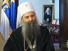 Σέρβος Πατριάρχης για το Ουκρανικό εκκλησιαστικό ζήτημα: είμαστε πάντα στο πλευρό των ιερών κανόνων