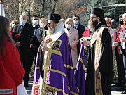 Настоятель подворья Русской Церкви в Софии принял участие в поминовении участников освобождения Болгарии от османского ига