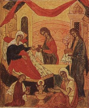 Рождество преподобномученика Корнилия