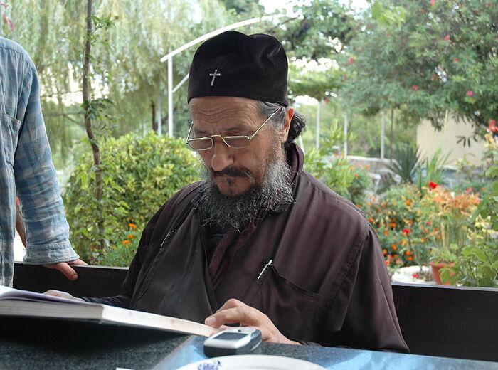 Епископ Афанасий (Евтич). Фото: иером. Игнатий (Шестаков)