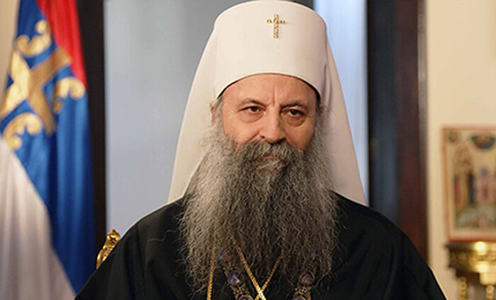 Патриарх Сербский Порфирий
