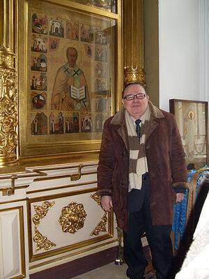 Николай Сергеевич Георгиевский