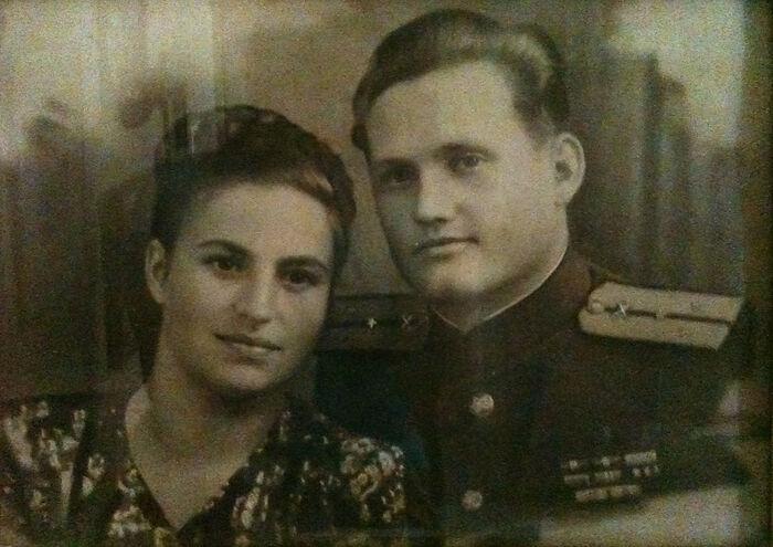 Николай Фёдорович и Екатерина Филатовна