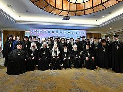 Митрополит Волоколамский Иларион подчеркнул важность продолжения «амманского формата» межправославных встреч
