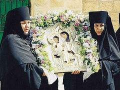 Deputy Abbess Rafaila of Ascension Convent in Jerusalem reposes in the Lord