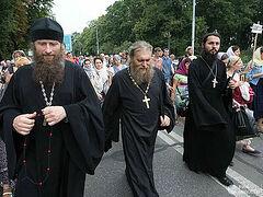 Традиционный крестный ход в праздник Торжества Православия в Киеве отменен в связи с карантинными ограничениями