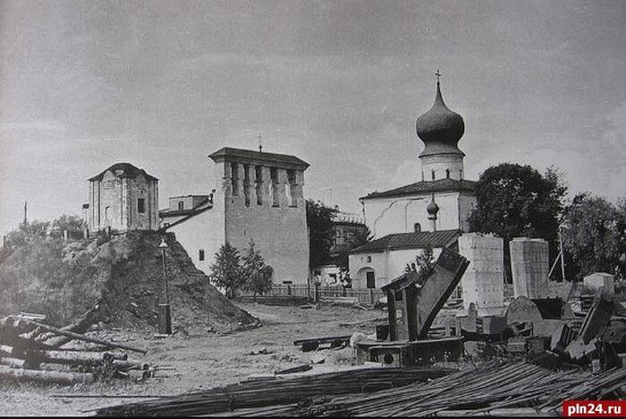 Фото М.И.Семенова, начало 1970-х годов