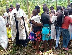 20 baptized into Christ at Kenyan church and orphanage