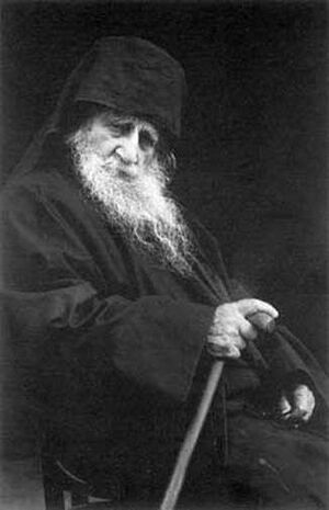Elder Arsenios