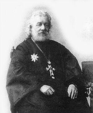 Архимандрит Мефодий (Холмский)