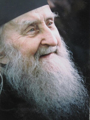 St. Sophrony of Essex