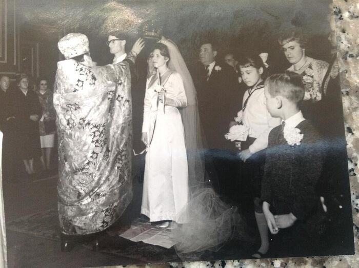 Свадьба Ольги и Джона Хоукс