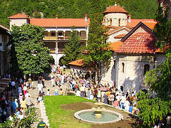 "Bulgarian Bachkovo Monastery awarded as ""Monastery of the Decade"""
