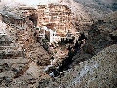 St. George Monastery in the Judean Desert, Accessible Once Again