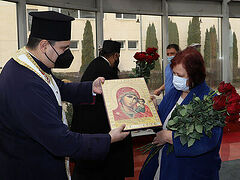 Bulgarian Church honors women health workers on Annunciation-holiday of women and mothers