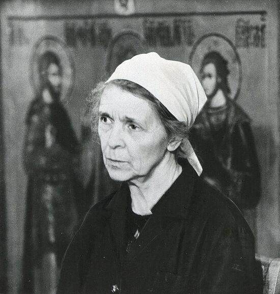 Μοναχή Ιουλιανία (Σοκολόβα)