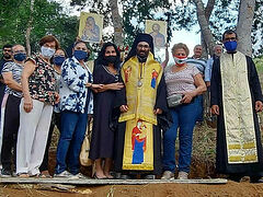 Land blessed for Antiochian Orthodox monastery in Brazil