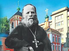 Ο Άγιος και Δίκαιος Αλέξιος τής Μόσχας