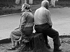 Почти сказка про деда, бабу и курочку Рябу. Хроники времен ковида