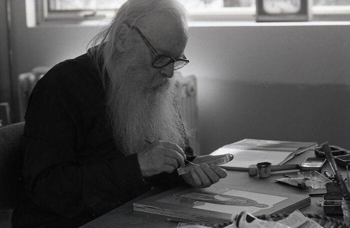 Архимандрит Киприан (Пыжов), 1986