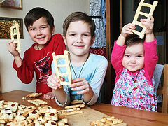 Lent with Children: They Should Remember That it's Warm and Good with God